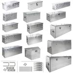 Alumium Truckbox Box Anhängerbox Alubox Deichselbox 15 Größen Trucky 001
