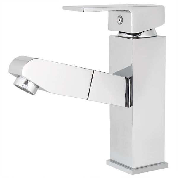 Bathroom Basin Pullout Spray Wash Overhead-shower for Hair washing Tap Sanlingo – Bild 2