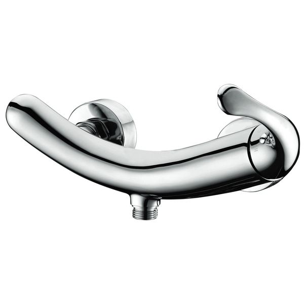 Modern Design Shower Water Tap Bath Bathroom Chrome Sanlingo – Bild 1