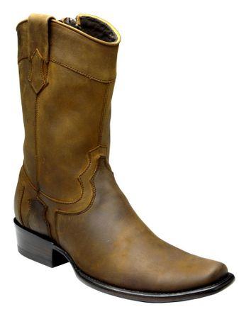 Herren Cowboy- & Westernstiefel aus Kalbsleder (handgefertigt) 1J06TK