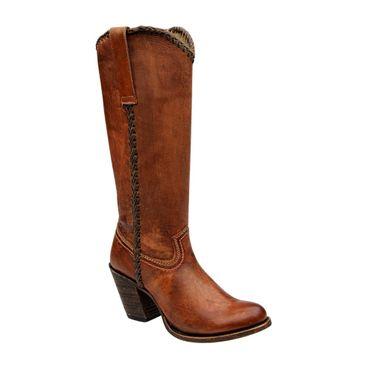 Cuadra Damen Western- Cowboystiefel (Rindleder) 1Z23SS