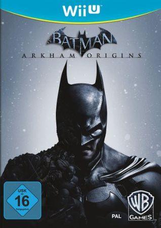 Gebraucht: Batman: Arkham Origins - Nintendo Wii U