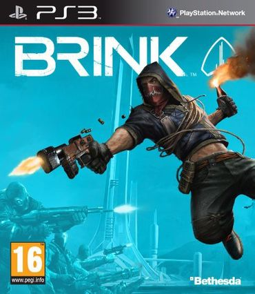 [A] Gebraucht: [UK-Import]Brink Game PS3 - PS3 - Playstation 3