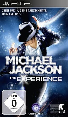 [A] Gebraucht: Michael Jackson: The Experience - [] - Sony PSP
