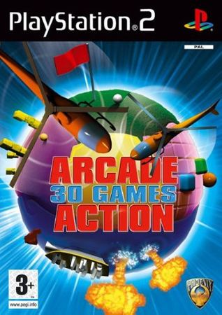 [A] Gebraucht: Arcade 30 Games Action - PS2 - Playstation 2