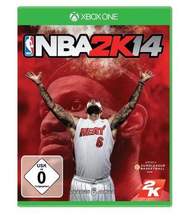 [A] Gebraucht: NBA 2K14 - [] - Xbox One