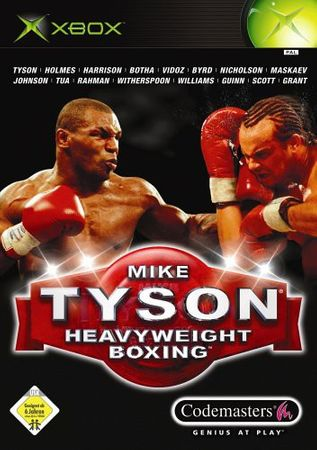 [A] Gebraucht: Mike Tyson Heavyweight Boxing - XBox