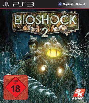 [A] Gebraucht: BioShock 2 - PS3 - Playstation 3