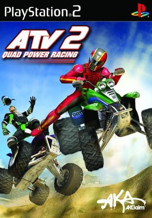 [A] Gebraucht: ATV 2: Quad Power Racing - PS2 - Playstation 2