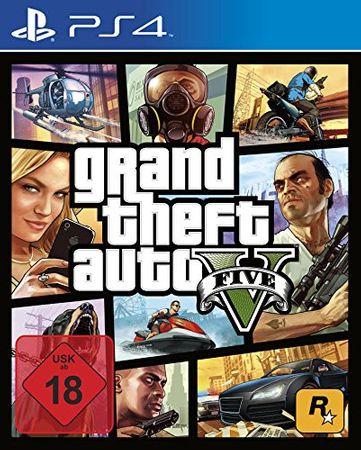 [A] Gebraucht: Grand Theft Auto V - [PlayStation 4] - PS4 - Playstation 4