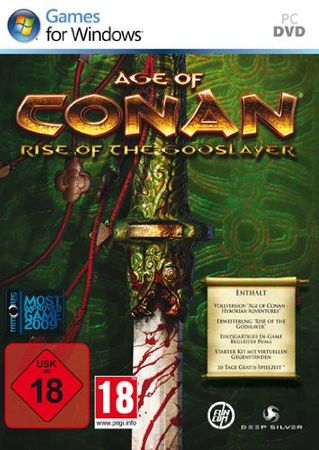 [A] Gebraucht: Age of Conan: Rise of the Godslayer - PC
