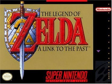 [A] Gebraucht: The Legend of Zelda - A Link to the Past - SNES - Super Nintendo