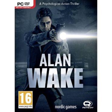 [A] Gebraucht: Alan Wake (AT-Version) - PC