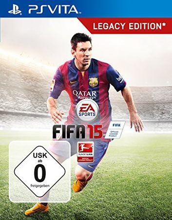 [A] Gebraucht: FIFA 15 - Standard Edition - [PlayStation Vita]