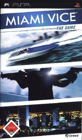 [A] Gebraucht: Miami Vice - The Game - Sony PSP