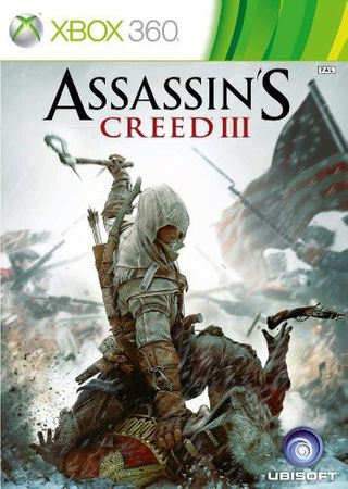 [A] Gebraucht: Assasin's Creed 3 (Special Edition) - XBox 360 - XBox360