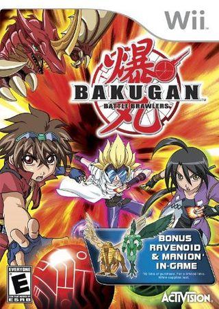 [A] Gebraucht: Bakugan: Battle Brawlers - Nintendo Wii