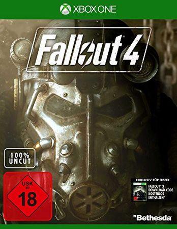 [A] Gebraucht: Fallout  4 Uncut - [] - Xbox One