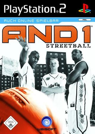 [A] Gebraucht: AND 1 Streetball - PS2 - Playstation 2