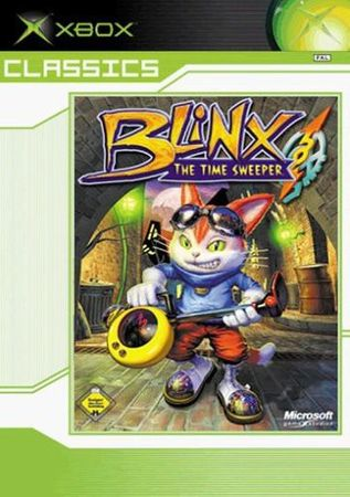 [A] Gebraucht: Blinx: The Time Sweeper [Xbox Classics] - XBox