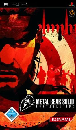 [A] Gebraucht: Metal Gear Solid: Portable Ops - Sony PSP