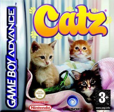 [A] Gebraucht: Catz - GBA - GameBoy Advanced