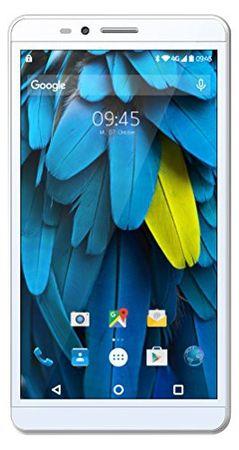 [A] Gebraucht: Odys NEO 6 LTE Smartphone (6 Zoll (15,24 cm) IPS Display, 16 GB Flash HDD, Android 5.1) weiß - DVD