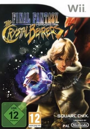 [A] Gebraucht: Final Fantasy Crystal Chronicles - The Crystal Bearers [Software Pyramide] - Nintendo Wii