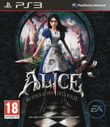 [A] Gebraucht: Alice: Madness Returns - PS3 - Playstation 3