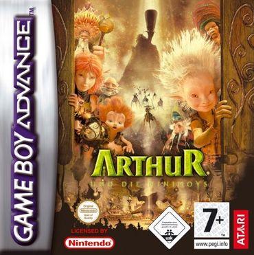 [A] Gebraucht: Arthur und die Minimoys - Game Boy Advance