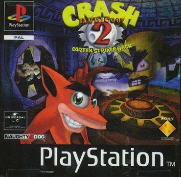 [A] Gebraucht: Crash Bandicoot 2 (PS) [PlayStation] - DVD