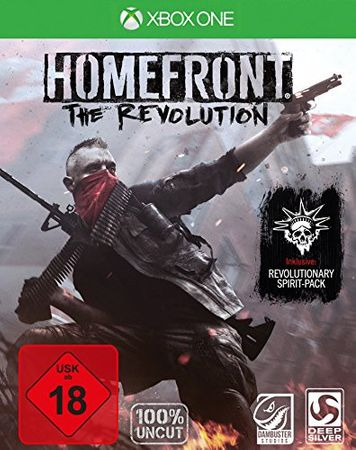 [A] Gebraucht: Homefront: The Revolution - Day One Edition (100% uncut) - [] - Xbox One