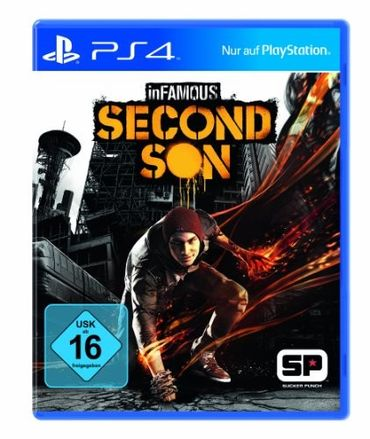[A] Gebraucht: inFamous: Second Son - [PlayStation 4] - PS4 - PlayStation 4