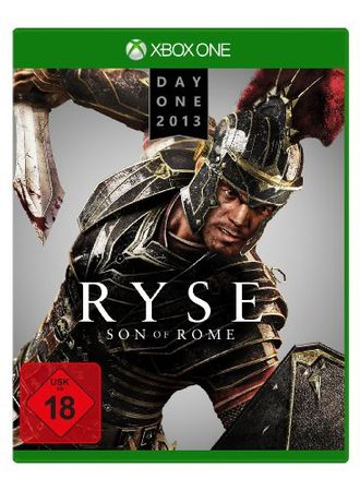 [A] Gebraucht: Ryse: Son of Rome - Day One - Edition - [] - Xbox One