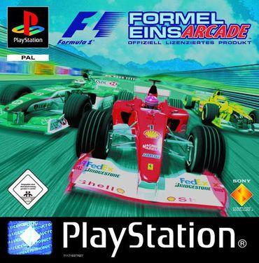 [A] Gebraucht: Formel Eins Arcade - PS1 - Playstation 1