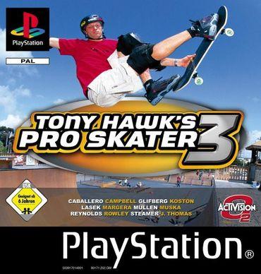 [A] Gebraucht: Tony Hawk's Pro Skater 3 - PS1 - PlayStation 1
