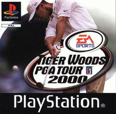 [A] Gebraucht: Tiger Woods PGA Tour 2000 - PS1 - Playstation 1