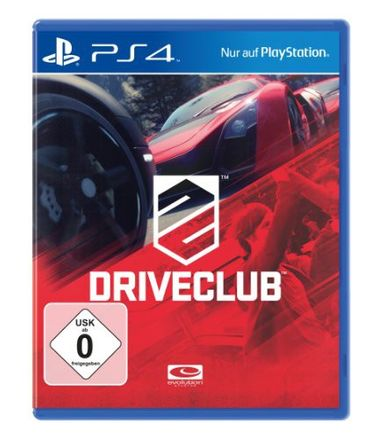 [A] Gebraucht: DriveClub (Standard-Edition) - PS4 - PlayStation 4