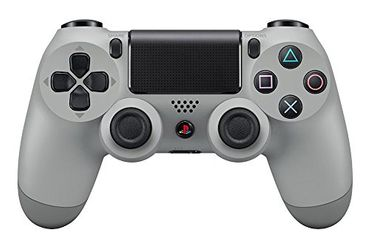 [A] Gebraucht: Sony Wireless Controller PS4 20th Anniversary Edition grau - PS4 - Playstation 4 - PS4