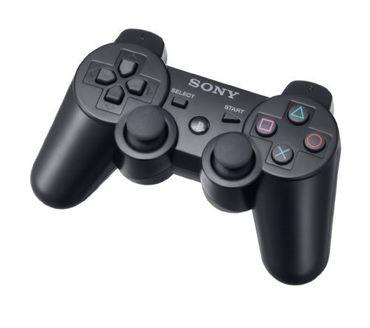 [A] Gebraucht: PS3 - DualShock 3 Wireless Controller, Schwarz -