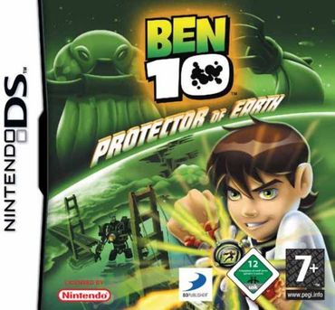 [A] Gebraucht: Ben 10: Protector of Earth - DS - Nintendo DS