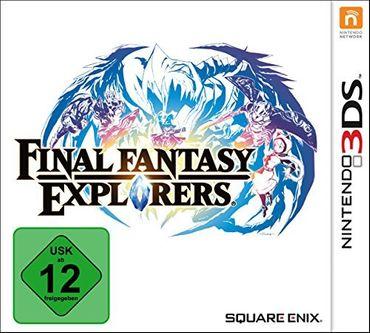 [A] Gebraucht: Final Fantasy Explorers (3DS) - 3DS