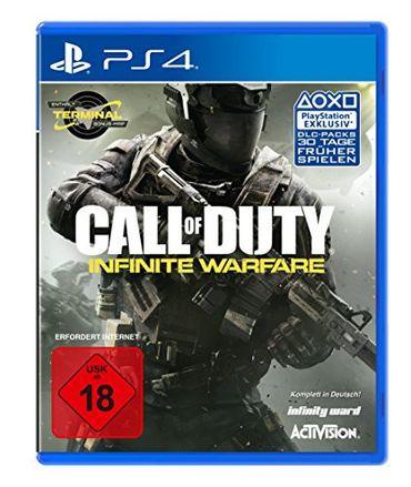[A] Gebraucht: Call of Duty: Infinite Warfare - Standard Edition - [PlayStation 4] - PS4 - Playstation 4 - PS4