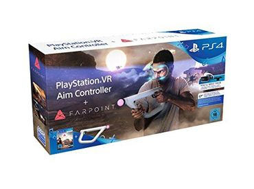 [A] Gebraucht: Farpoint VR + PS VR-Ziel-Controller [PSVR] - PS4
