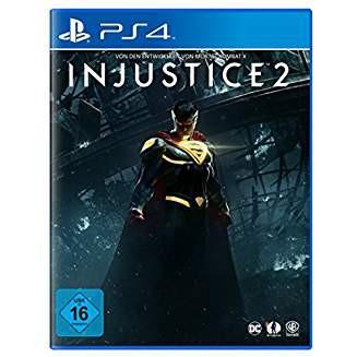 [A] Gebraucht: Injustice 2 - PS4