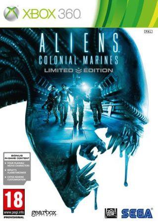 [A] Gebraucht: Aliens: Colonial Marines Limited Edition - Microsoft Xbox 360