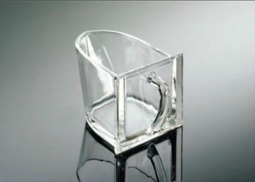 Storex Aufbewahrungslösung - Bleikristall Schütte 1