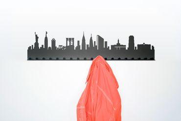 Radius Design Städte Garderobe - NEW YORK