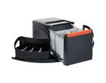 Franke Abfalltrennsystem Cube Eck Handauszug 34 Liter (2x8+18)