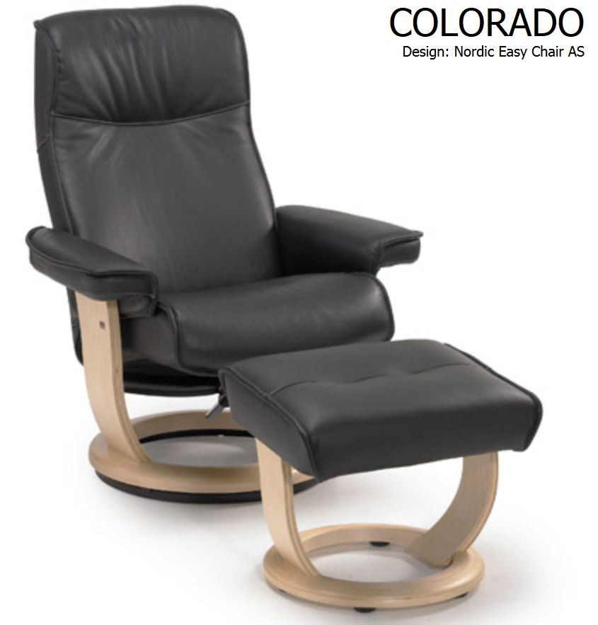 Nordic Easy Chair Balance Modell Colorado Vienna